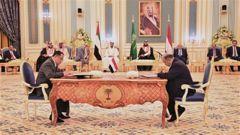 也门和平之路迈出第一步