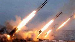 以色列遭近200枚火箭弹袭击