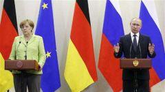 俄德领导人讨论乌克兰局势等问题