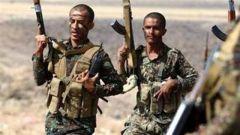 也门政府军与胡塞武装冲突7人死亡