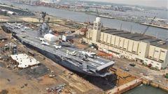 俄专家称摧毁美航母不难