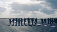 實力過硬 紅鷹飛行表演隊使用教-8也能飛出高難度動作