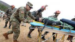 國防部:中美將舉行人道主義救援減災聯合演練