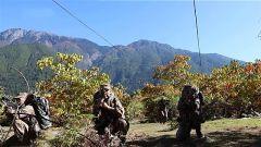 西藏军区:高寒山地连贯考核检验官兵实战能力