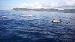 【聚焦實戰化演兵場】南海海域 海軍演練援潛救生新方法