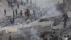 又有5名巴勒斯坦人在以色列对加沙空袭中死亡