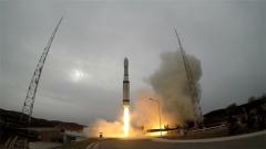 山西太原:我國成功發射寧夏一號衛星