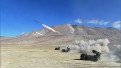 【聚焦實戰化演兵場】海拔4700米 實彈射擊檢驗人裝極限