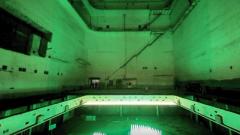 """人力創造""""地下奇跡"""" 探秘816工程核反應堆八樓大廳"""