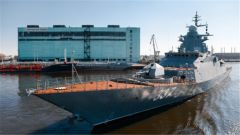 """論兵·俄新型護衛艦將裝備""""鋯石""""導彈 或改寫未來海戰規則"""