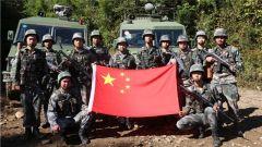 中緬邊防官兵順利會哨 共同筑牢邊境防線