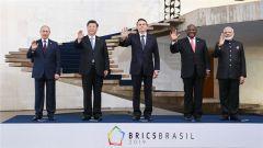 金磚國家領導人第十一次會晤巴西利亞宣言(全文)