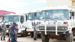 刚果(金):中国维和分队顺利通过联合国装备核查