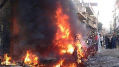 叙利亚北部发生汽车爆炸袭击致15人死亡