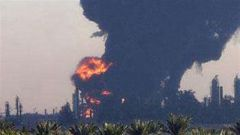 伊拉克首都遭火箭彈襲擊一人受傷