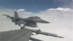 杜文龍:在日本上空訓練 美軍漫不經心險惹禍