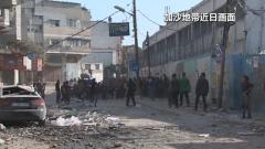 巴以沖突再起 以軍空襲哈馬斯軍事目標