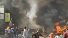 敘利亞北部發生汽車爆炸襲擊 18人死亡