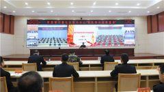 火箭軍某基地組織開展軍隊審計政策宣講
