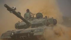 【第一軍視】實戰演兵火力全開  激情對決燃爆全程