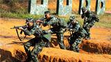 班组战术训练