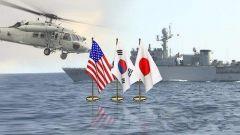美國為何不能對日韓態度一致呢?李亞強:跟美國的戰略防御圈有關