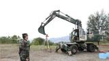 挖機投籃提升操作靈敏度