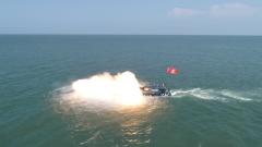 【第一軍視】搶灘登陸!海軍陸戰隊上演震撼大片