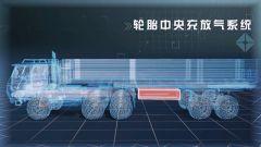 轮胎中央充放气系统:军用重卡超强越野性的秘密武器