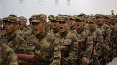 新任排长,你好!陆军第71集团军开展新干部岗前集训