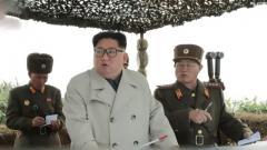 金正恩視察朝鮮西部前線部隊
