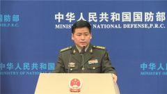 国防部:解放军驻香港部队全心全意为人民服务
