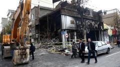 关注伊朗局势:伊朗称731家银行和140个政府办公场所被烧毁