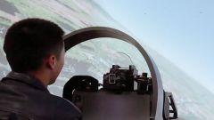 【聚焦实战化演兵场】海军航空大学:舰载机陆基起降训练