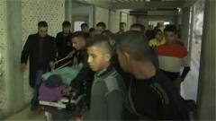 以军开枪打死一名16岁巴勒斯坦少年