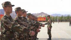 【新时代 新变化 新经验——基层建设巡礼】武警西藏总队:人人是教员 事事是教材 处处是课堂