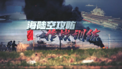 《军事纪实》20191202海陆空攻防作战训练