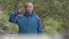 30年后再临边防线 老兵向儿子敬礼告别令人动容