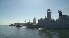 中俄南非三國海上聯演閉幕