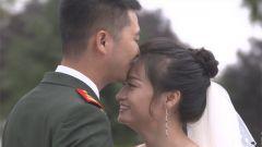 【第一軍視】戰士歷經數次生死考驗  女友:好好活著 你的余生都是我的