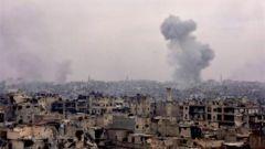 叙利亚反对派武装炮击北部城镇致9人死亡