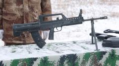 零件調換也不怕 95式步槍和機槍實現完美組裝