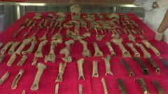 古井中的一塊腿骨 揭示了一段慘烈的紅軍史