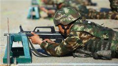 每一發子彈都充滿戰斗力,這場實彈射擊火力十足!