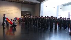 陸軍第77集團軍 讓紅色場館成為官兵勵志的課堂