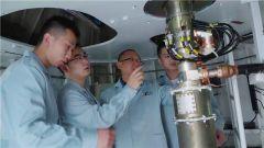 """远望5号船调度员:当好远洋航天测控的""""神经元"""""""