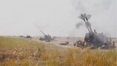 【第一军视】超燃!防空兵群跨昼夜演习炮火点亮夜空