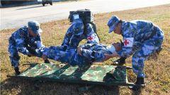 战场打赢 保障先行!南部战区海军航空兵某场站开展岗位练兵