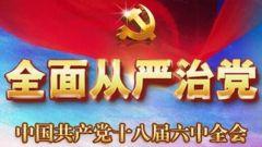 新中国峥嵘岁月|坚定不移推进全面从严治党
