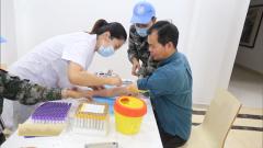 中国赴南苏丹维和医疗分队展开健康巡诊